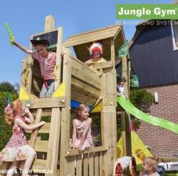 Jungle Gym Train modul játszótornyok bővítéséhez