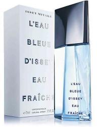 Issey Miyake L'Eau Bleue D'Issey Eau Fraiche pour Homme EDT 125ml