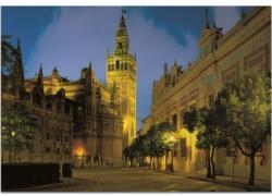 Educa La Giralda - Sevilla, Spanyolország 1000 db-os (14134)