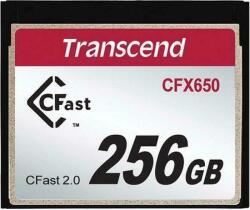 Transcend CFast 2.0 256GB TS256GCFX650