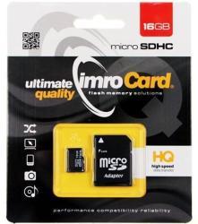 Imro microSD 16GB KOM000558