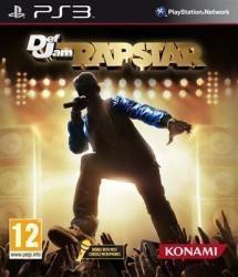 Konami Def Jam Rapstar (PS3)