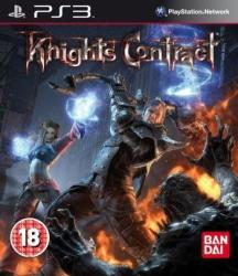 Namco Bandai Knights Contract (PS3)
