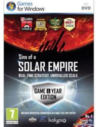 Kalypso Sins of a Solar Empire [Game of the Year Edition] (PC)
