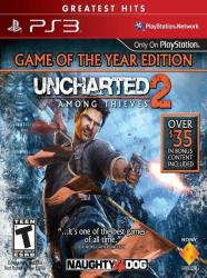 Sony Uncharted 2 Among Thieves [Game of the Year Edition] (PS3)