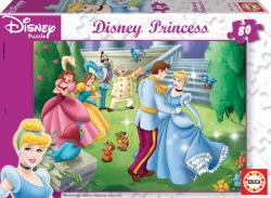 Educa Disney Hercegnők - Hamupipőke 80 db-os (12908)