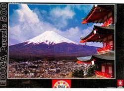Educa Fujiyoshida - Japán 500 db-os (13790)