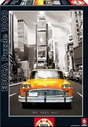 Educa Taxi - New York City 1000 db-os (14468)