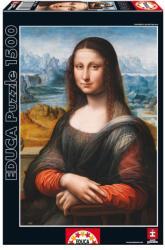 Educa Leonardo da Vinci: Mona Lisa 1500 db-os (16011)