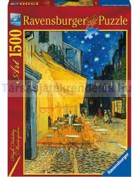 Ravensburger Van Gogh: Éjszakai kávézó 1500 db-os (16209)