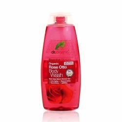 Dr. Organic Bio Rózsa Tusfürdő 250ml