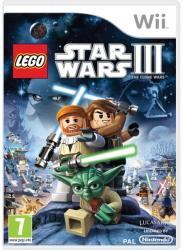 LucasArts LEGO Star Wars III The Clone Wars (Wii)