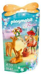 Playmobil Zana cu caprioare (9141)
