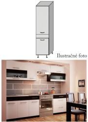 Élelmiszer szekrény, fehér/venge, JURA NEW B S-40 - butorpiac - 53 600 Ft