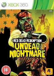 Rockstar Games Red Dead Redemption Undead Nightmare (Xbox 360)