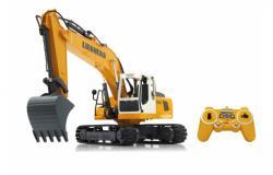 Jamara Toys Excavator turn LIEBHERR R936 1: 20 2.4GHz