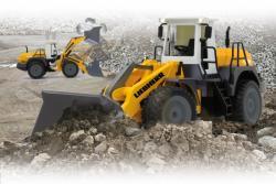 Jamara Toys Excavator Jamara LIEBHERR 564 1: 20 2.4 GHz
