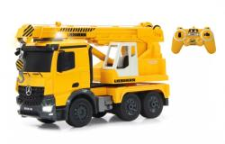 Jamara Toys Macara MERCEDES AROCS 1: 20 4WD