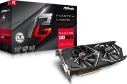 ASRock Radeon RX 570 OC 8GB GDDR5 256bit (Phantom Gaming X Radeon RX570 8G OC)