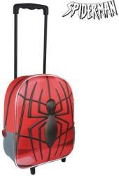 2 Iskolatáska Kerekekkel Spiderman 8010