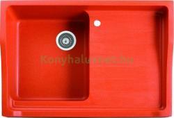 Marmorin Rubid 1 tálas mosogató csepegtetővel (230 115)