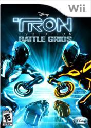 Disney Tron Evolution Battle Grids (Wii)