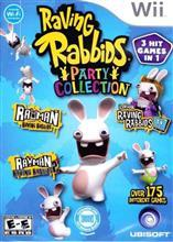 Ubisoft Raving Rabbids Party Collection (Wii)