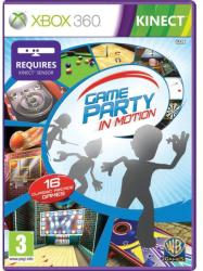 Warner Bros. Interactive Game Party in Motion (Xbox 360)