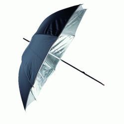 Linkstar Umbrela de reflexie argintie/neagra 120cm Linkstar PUR-102SB - market-photo