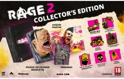 Bethesda Rage 2 [Collector's Edition] (Xbox One)