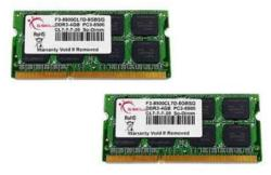 G.SKILL 8GB (2x4GB) DDR3 1066Mhz F3-8500CL7D-8GBSQ