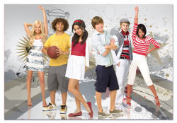 Educa High School Musical 500 db-os (14154)