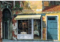 Educa Viktor Shvaiko: Troubadour restaurant 2000 db-os (13453)