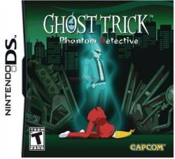 Capcom Ghost Trick Phantom Detective (Nintendo DS)
