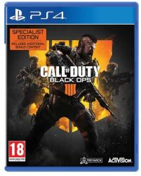 Activision Call of Duty Black Ops IV [Specialist Edition] (PS4)