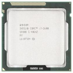 Intel Core i7-2600 3.4GHz LGA1155
