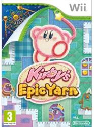 Nintendo Kirby's Epic Yarn (Wii)