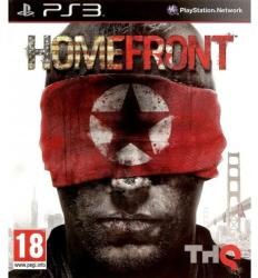 THQ Homefront (PS3)