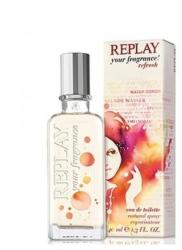 Replay Your Fragrance Refresh for Her EDT 40ml