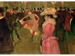 Educa H. Toulouse-Lautrec: Tánc a Moulin Rouge-ban 1500 db-os (14140)