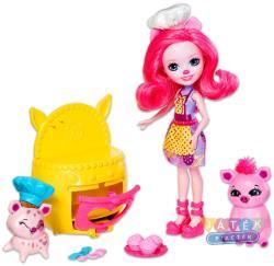 Mattel Enchantimals - Sütögetés pajtikkal játékszett