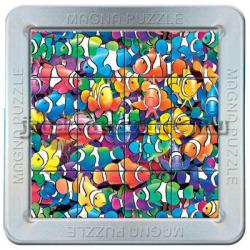 Piatnik 3D Mágneses Puzzle - Bohóchal 16 db-os