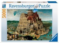 Ravensburger Brueghel d. Altere: Bábel tornya 5000 db-os (17423)