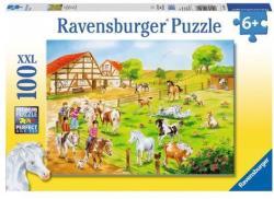 Ravensburger Póni farm 100 db-os (91082)
