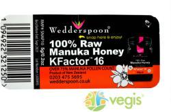 Wedderspoon Miere De Manuka 16+ RAW 100% Naturala Plic 5g