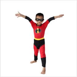A hihetetlen család The Incredibles gyerek jelmez szett (M)
