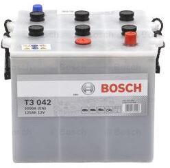 Bosch T3 125Ah 720A Dreapta (0092T30420)
