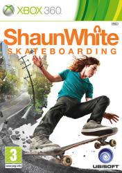 Ubisoft Shaun White Skateboarding (Xbox 360)