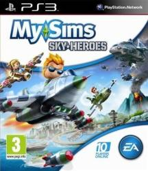 Electronic Arts Mysims SkyHeroes (PS3)