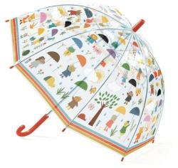 Djeco Umbrelă Djeco În ploaie (DD04809)